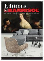 Editions BARRISOL Les chefs-d'œuvres des Musées