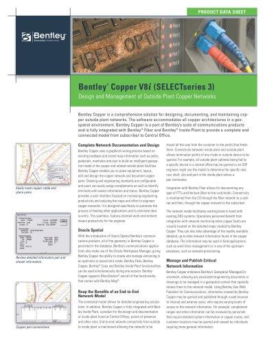Bentley Copper V8i