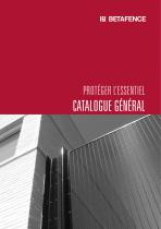 CATALOGUE GENERAL BETAFENCE