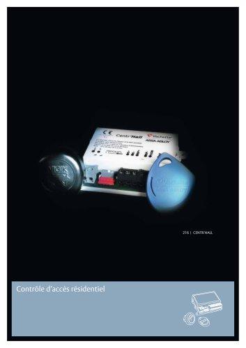 tarifs CENTR'HALL MARS 2013