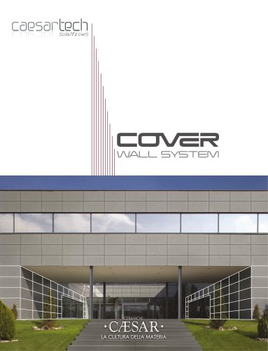 COVER wall system