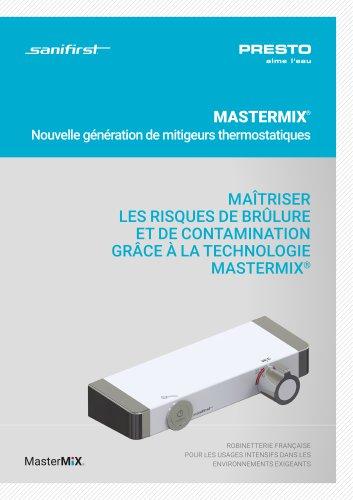 MASTERMIX - mitigeurs thermostatiques