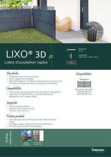 LIXO 3D