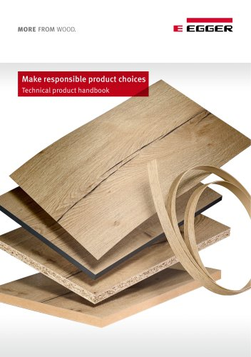Make responsible product choices