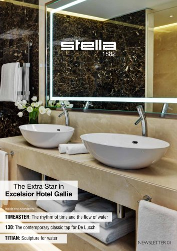 the extra star in Excelsior hotel gallila