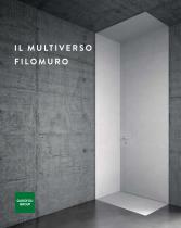 Il Multiverso Filomuro - Portes à fleur de mur