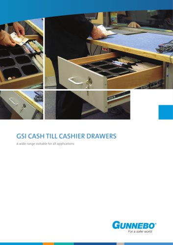 Cashier Drawers