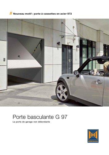 Porte basculante G97