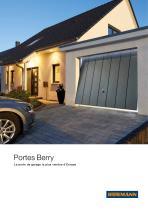 Portes Berry - La porte de garage la plus vendue d'Europe