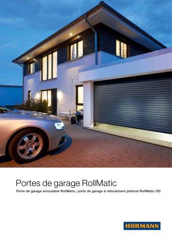 Portes de garage RollMatic