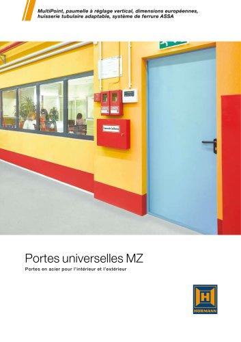 Portes universelles MZ