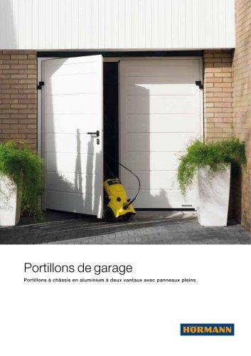Portillons de garage