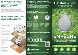 Brochure HardieBacker
