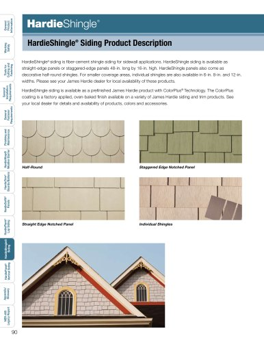 Products Installation Guide_HardieShingle pg. 90-100