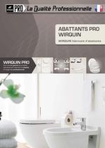Catalogue Abattants