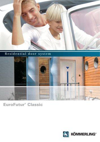 EuroFutur Classic - Door system