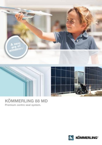 KÖMMERLING 88 standard