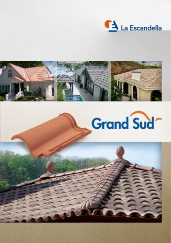 GRAND SUD CATHALOGUE