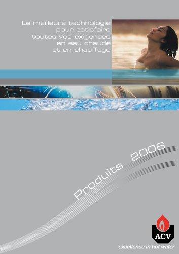 Catalogue Produits 2006