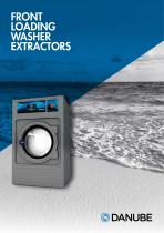FRONT LOADING WASHER EXTRACTORS