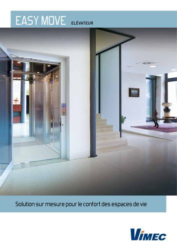 Catalogo commerciale Easy Move (FRA)