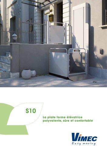 Catalogo commerciale S10 (FR)