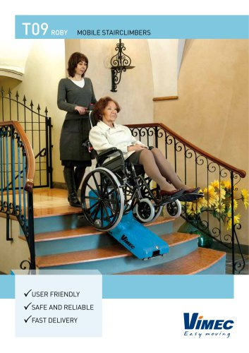 MOBILE STAIRCLIMBER T09 - ROBY