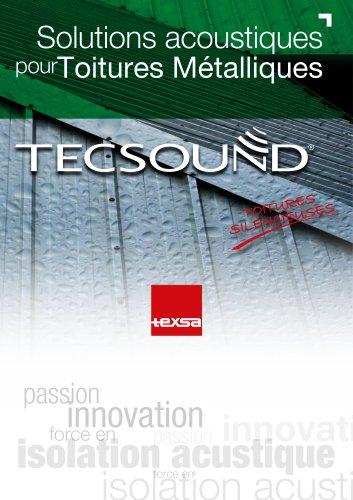 Tecsound Toiture Metallique