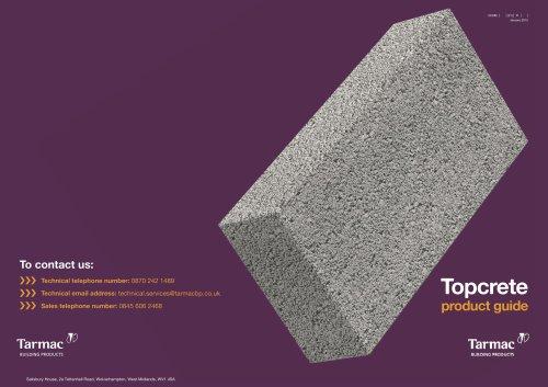 Topcrete