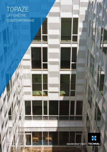 TOPAZE - La fenêtre contemporaine