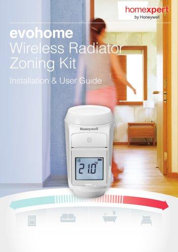 evohome Wireless Radiator Zoning Kit