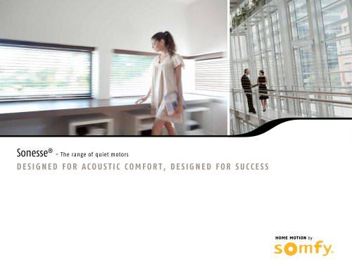 Sonesse Range Brochure
