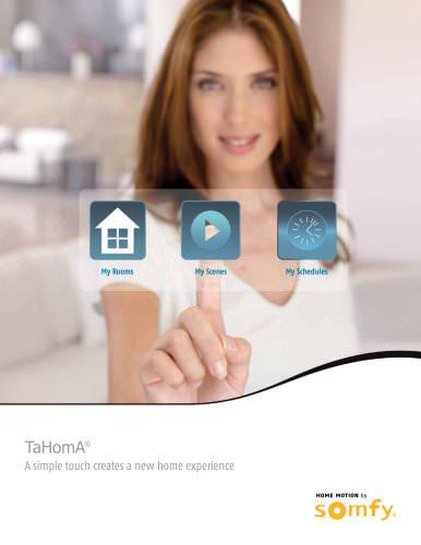 TaHomA Brochure
