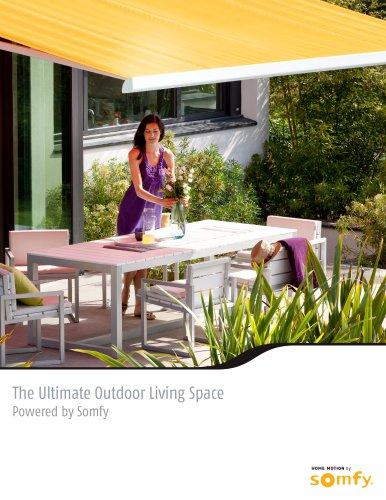 Ultimate Outdoor Living Brochure