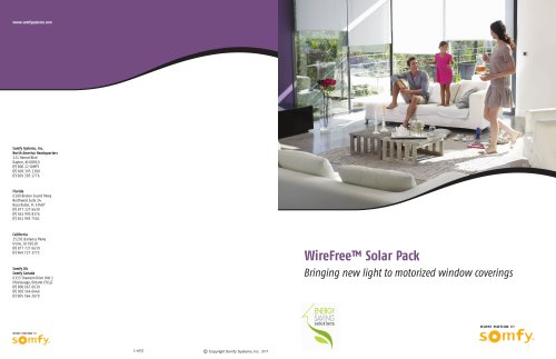 WireFreeSolar Pack