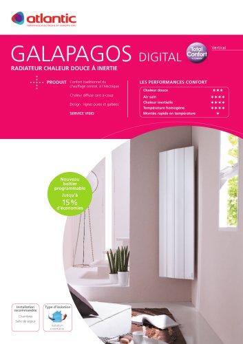 Chauffage électrique:GALAPAGOS DIGITAL VERTICAL