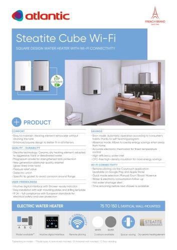 Steatite Cube Wi-Fi