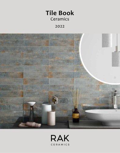 Tile Book Ceramic 2021