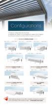 Dépliant Toitures BSO & Pergolas alu Wallis&Outdoor® - 3