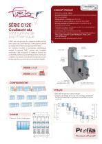 Furio® Baie coulissante alu sans rupture thermique - 1