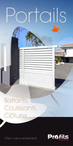 Portails et Clôtures Profils Systèmes