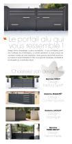 Portails et Clôtures Profils Systèmes - 2