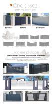 Portails et Clôtures Profils Systèmes - 4
