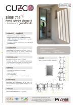 Porte lourde cuzco® - 2