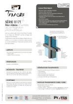 Toiture de véranda photovoltaïque Wallis&® Energy - 2