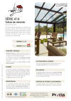 Véranda aluminium Wallis® - 2