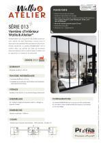 Verrière Wallis&Atelier - 1