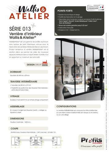Verrière Wallis&Atelier