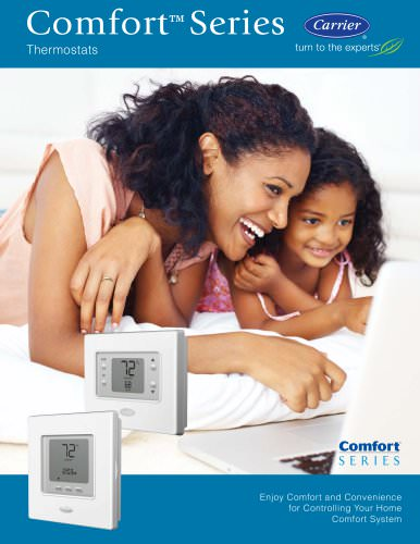 Comfort Series Thermostats