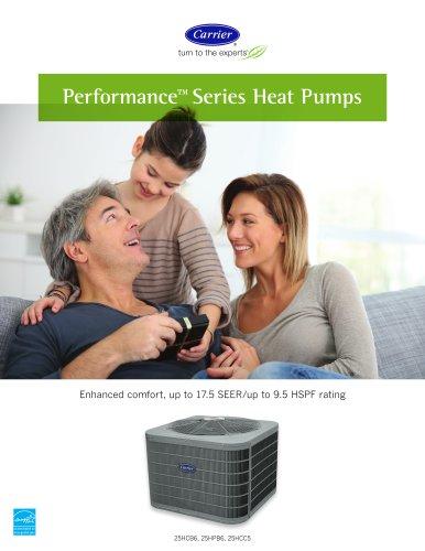 Performance™ Series Heat Pumps